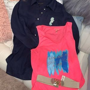 Lilly Pulitzer Size Medium Purge and Popover ❤️